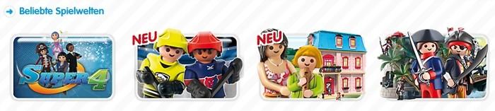 Playmobil Spielwelten