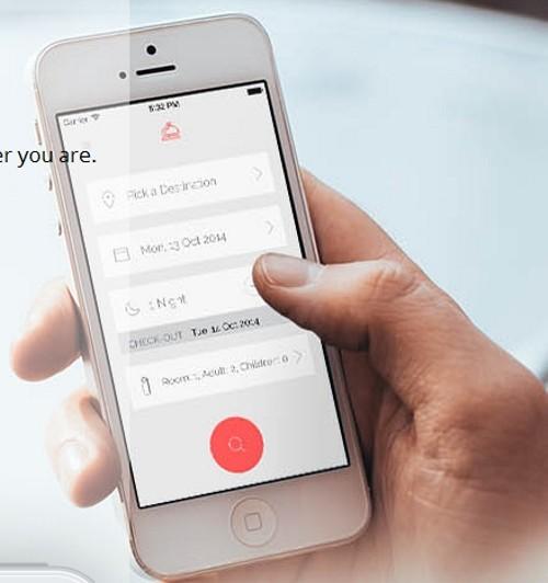 otel.com Mobil