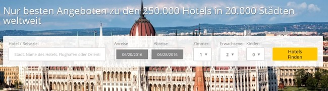 otel.com Suche