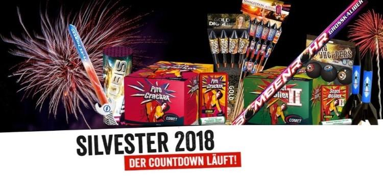 Pyroland Silvester-Feuerwerk