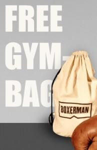 Boxerman Gratisartikel