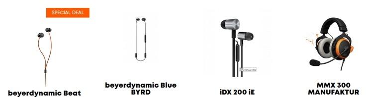 beyerdynamic Produkte