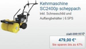 Aktionscode-Scheppach-sonder